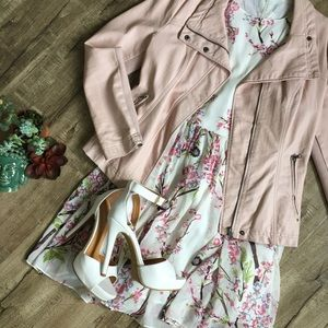 Dresses & Skirts - Cherry Blossom Girly Dress